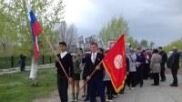 Парад 9 мая Брацлавка