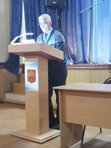 Отчет главы муниципального образования  Брацлавский сельсовет 2018 год